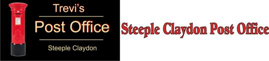 Steeple Claydon Post Office Logo
